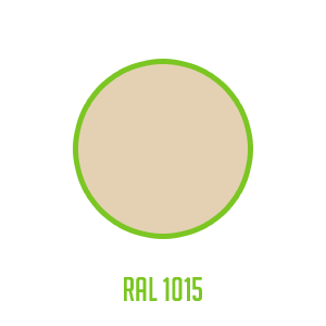 Couleur-RAL-1015