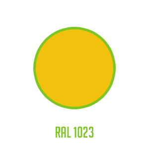 Couleur-RAL-1023