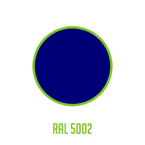 Couleur-RAL-5002