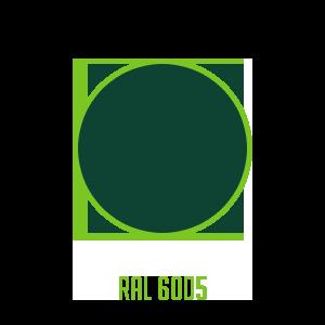 Couleur-RAL-6005