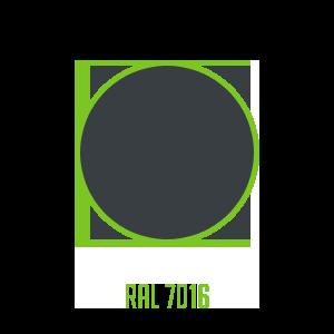 Couleur-RAL-7016