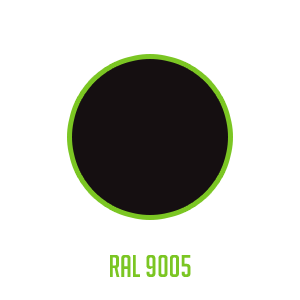Couleur-RAL-9005