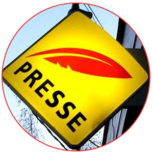 MON ENSEIGNE DRAPEAU | PRESSE !
