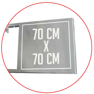 Enseigne-non-lumineuse-70X70CM
