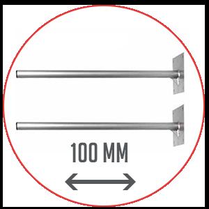 Longueur-potence-100mm